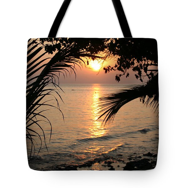 In Between Days Tote Bag