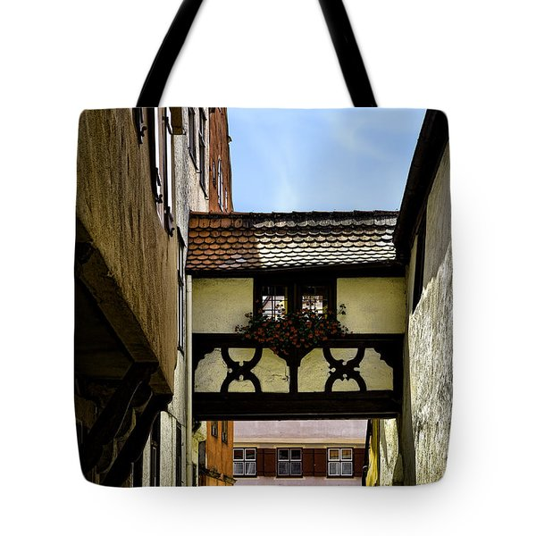 In Between Tote Bag by Joanna Madloch