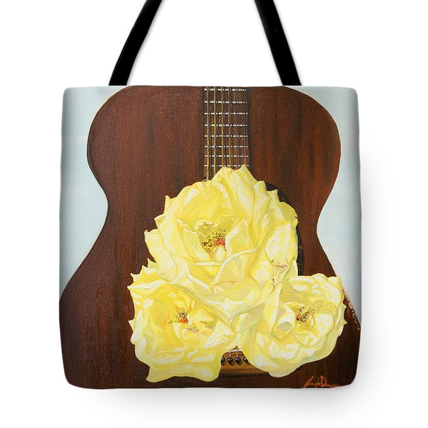 In-between Notes Tote Bag by Joseph Demaree