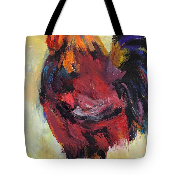 In Command Tote Bag by Pat Saunders-White