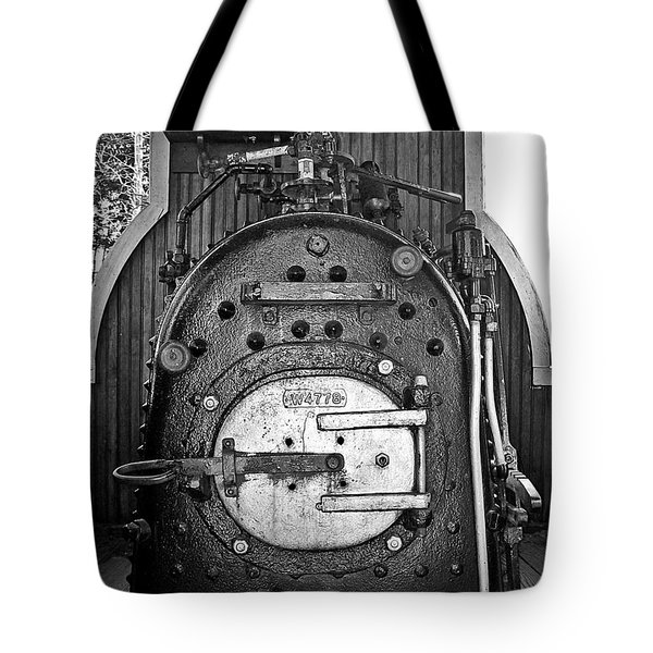 Tote Bag featuring the photograph In Control B by Sara  Raber