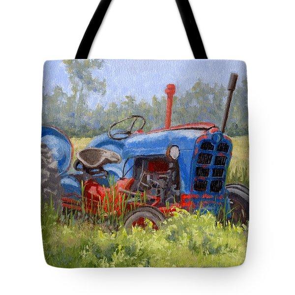 In Da Weeds Tote Bag