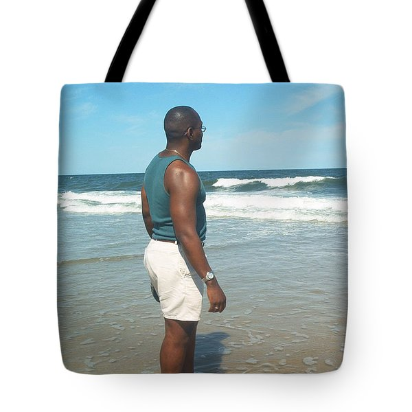 Tote Bag featuring the photograph In Deep Thought by Emmy Marie Vickers