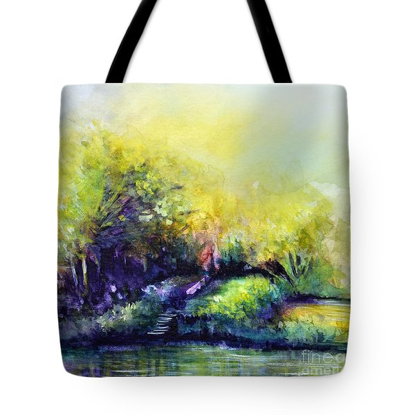 In Dreams Tote Bag by Allison Ashton