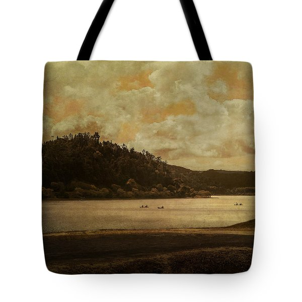 In Dreams I Float Tote Bag