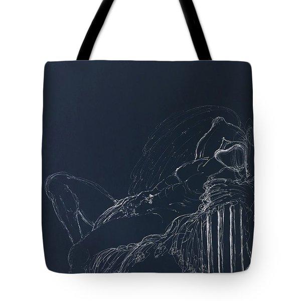 In Dreams II Tote Bag