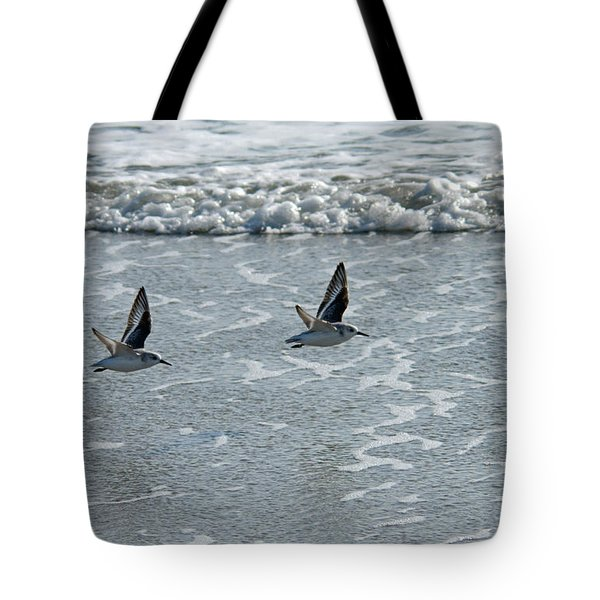 In Flight II Tote Bag