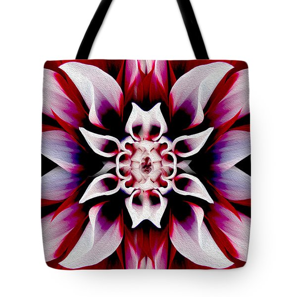 In Full Bloom Tote Bag by Jon Neidert