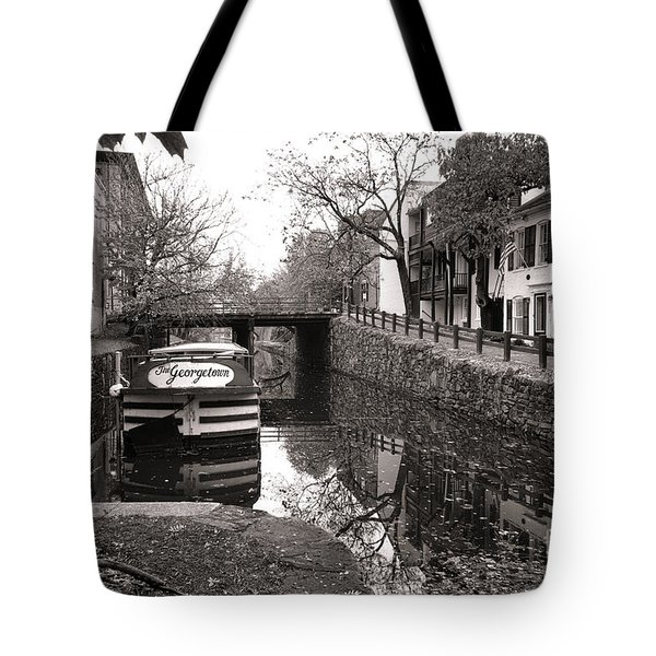 In Georgetown Tote Bag