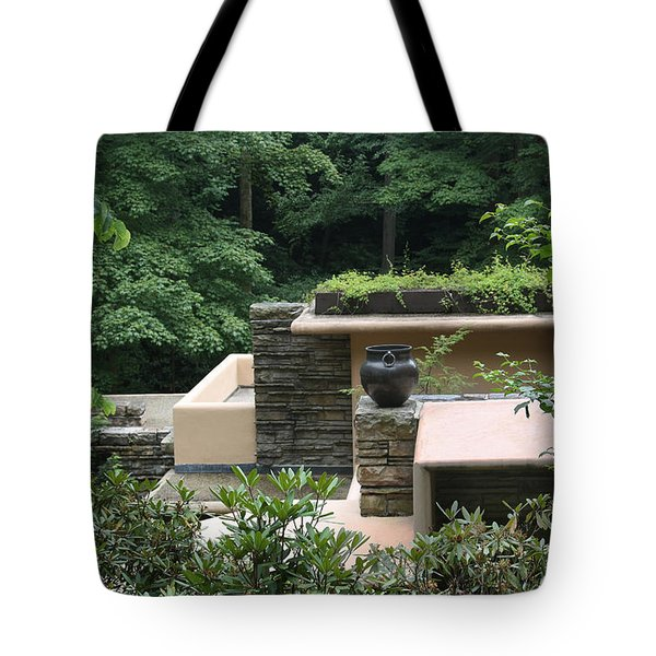 In Harmony With Nature Tote Bag by Yvonne Wright