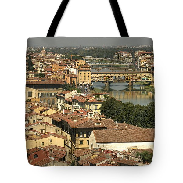 In Love With Firenze - 1 Tote Bag