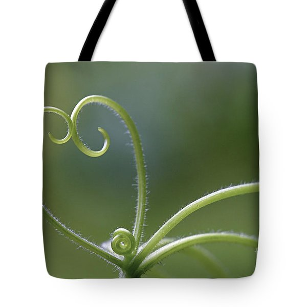 In Love With Nature Tote Bag by Maria Ismanah Schulze-Vorberg