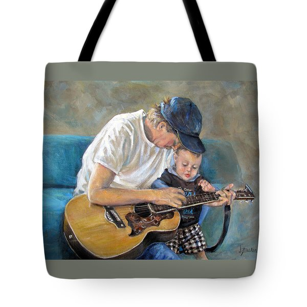 In Memory Of Baby Jordan Tote Bag