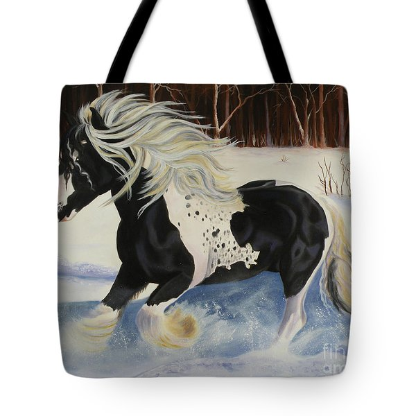 In Memory Of Kayleen Tote Bag