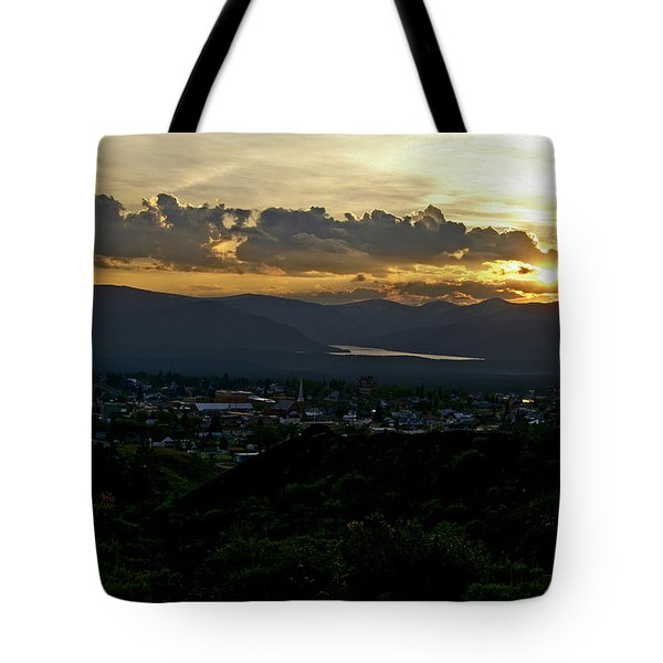 Tote Bag featuring the photograph In My Place by Jeremy Rhoades