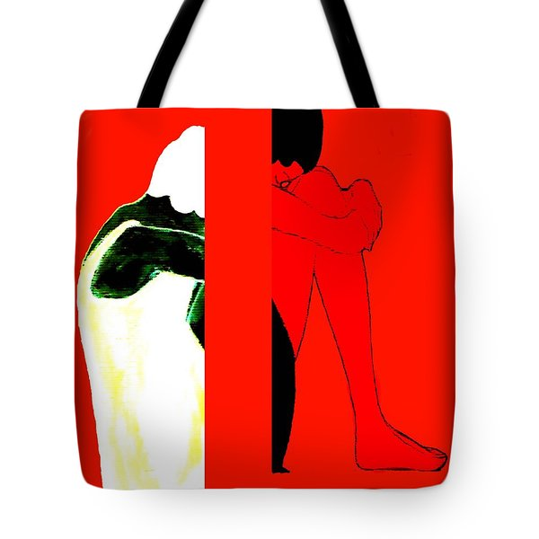 In Need Of A Hug Tote Bag by Patrick J Murphy