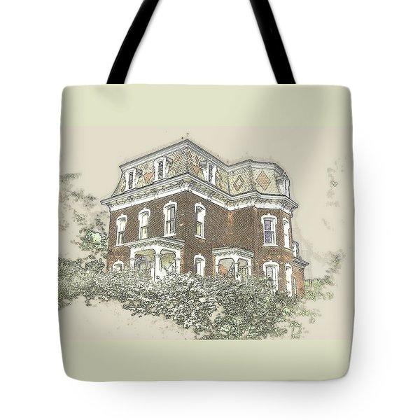 in Pultneyville New York Tote Bag by Jodie Marie Anne Richardson Traugott          aka jm-ART