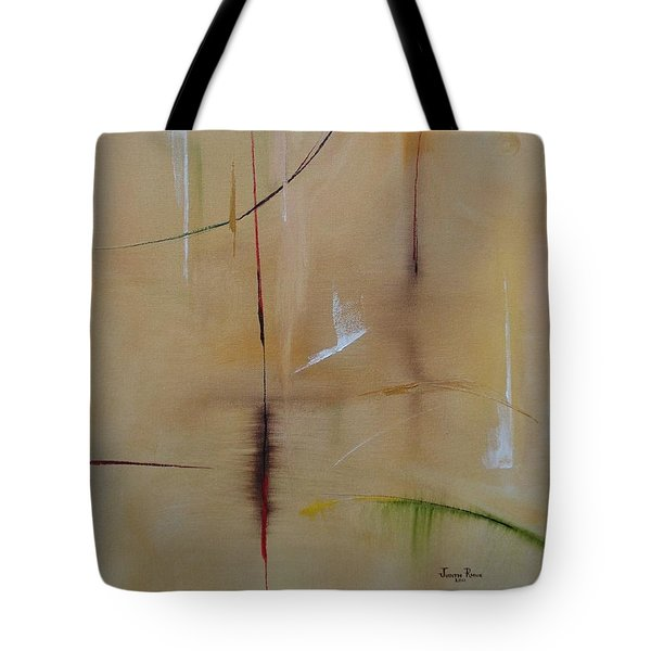 In Pursuit Of Youth Tote Bag