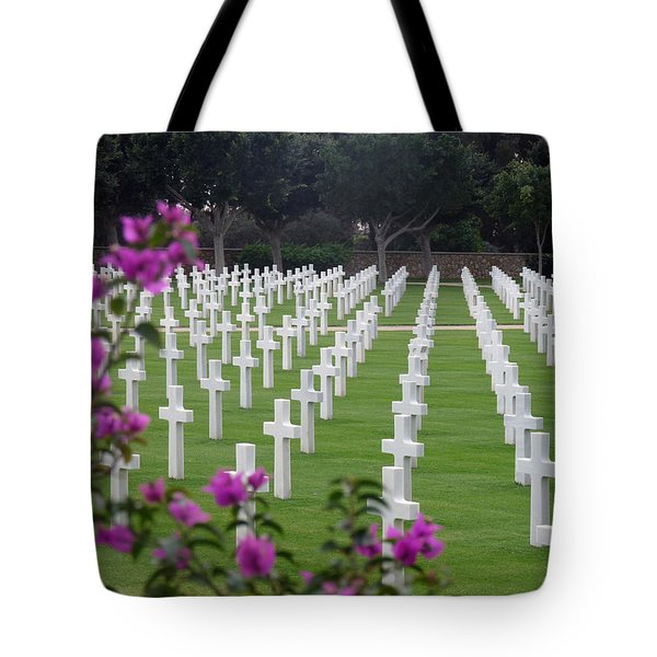 Tote Bag featuring the photograph In Rememberance by Lucinda Walter