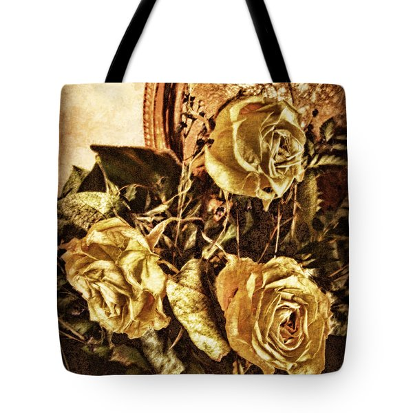 In Remembrance Of Things Past Tote Bag