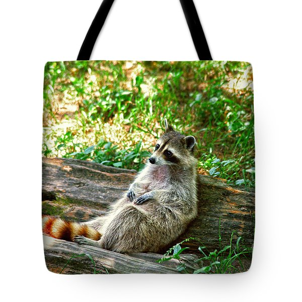In Repose Tote Bag