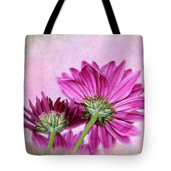 In Reverse Tote Bag by Judy Vincent