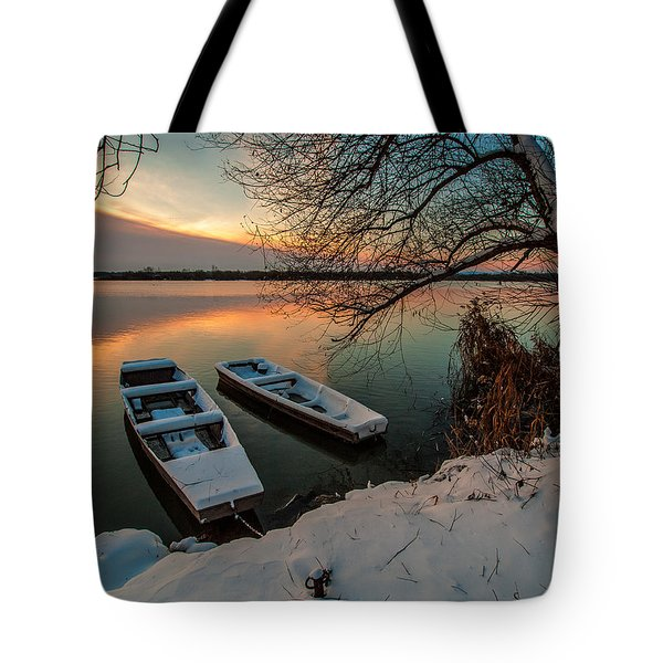 In Safe Harbor Tote Bag