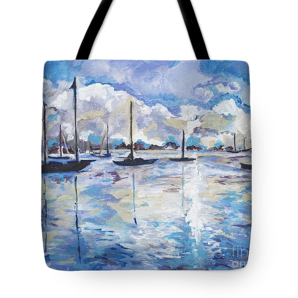 In Search For America's Freedom Tote Bag