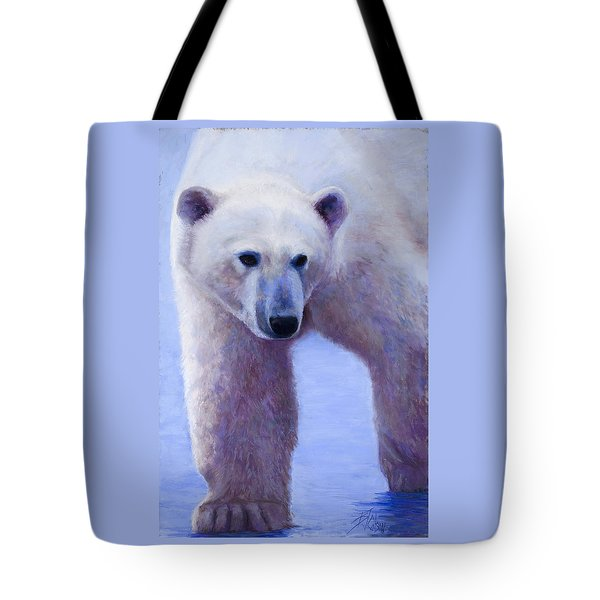 In Search Of Tote Bag by Billie Colson