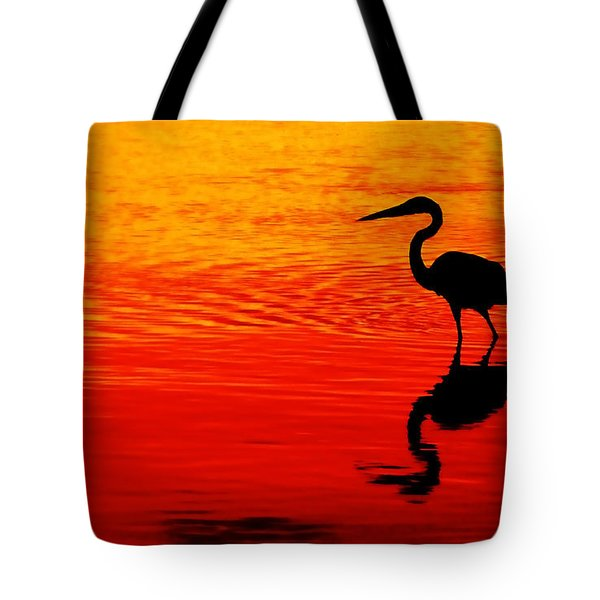 In Search Of Gold Tote Bag