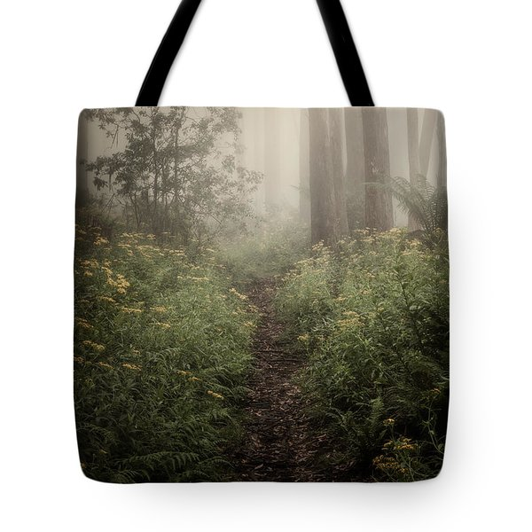 In Silence Tote Bag