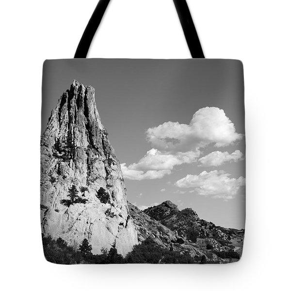 In-spire-d Tote Bag by Charles Dobbs