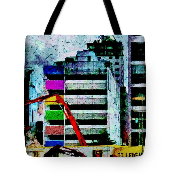In Technicolor  Tote Bag by Steve Taylor