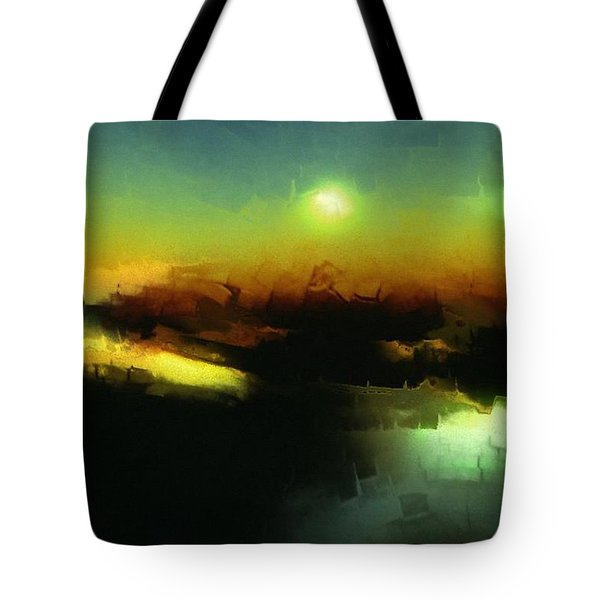 In The Afternoon Sun Tote Bag