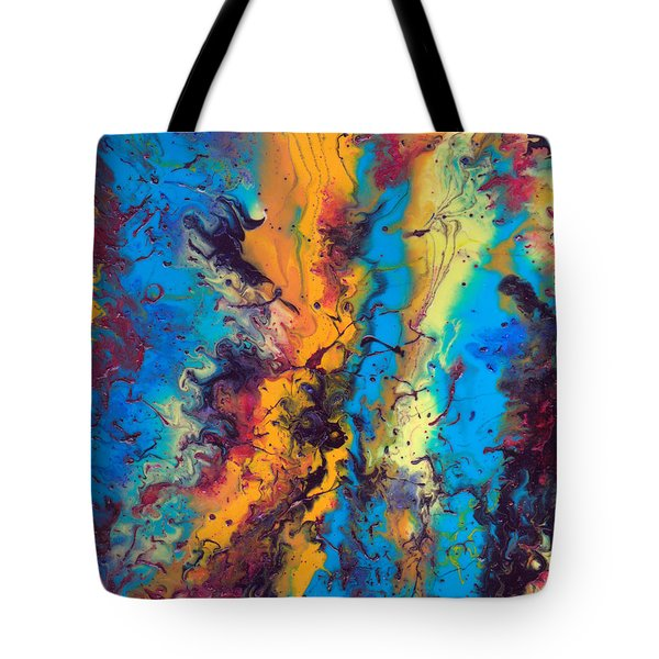 From The Beginning  Tote Bag