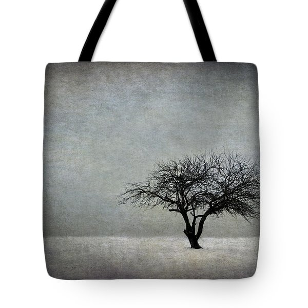 In The Bleak Of Midwinter Tote Bag