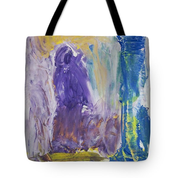 In The Catacombs Of Paris Tote Bag