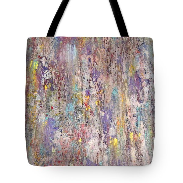 In The City Tote Bag