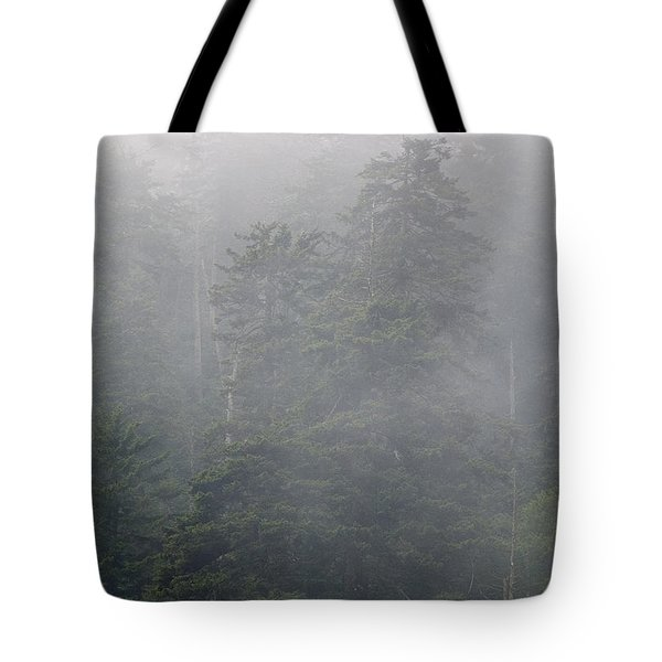 In The Clouds Tote Bag by Andy Crawford