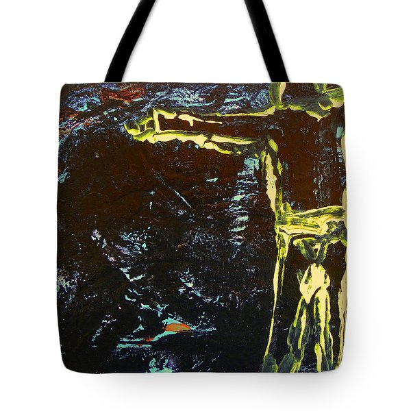 In The Dark Corn Tote Bag