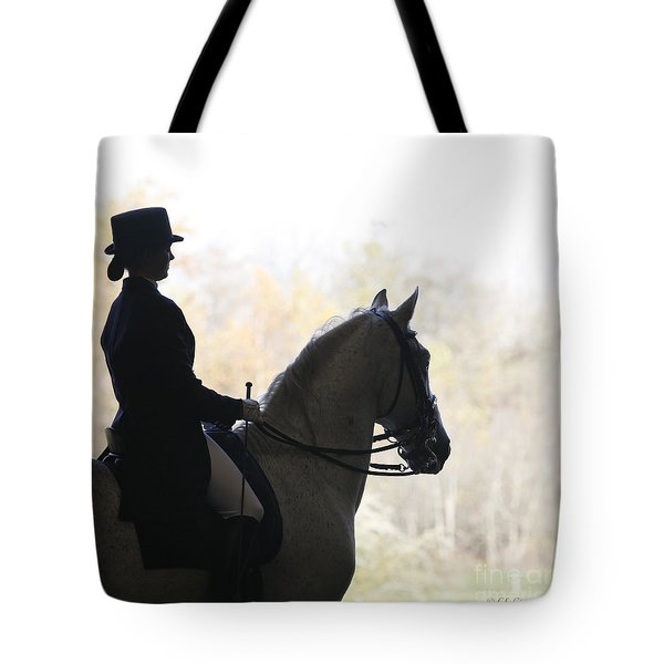 Tote Bag featuring the photograph In The Distance by Carol Lynn Coronios
