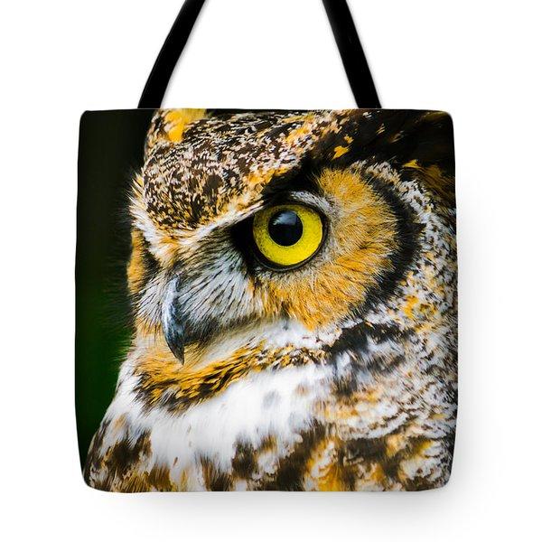 In The Eyes Tote Bag