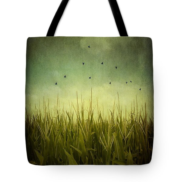 In The Field Tote Bag by Trish Mistric