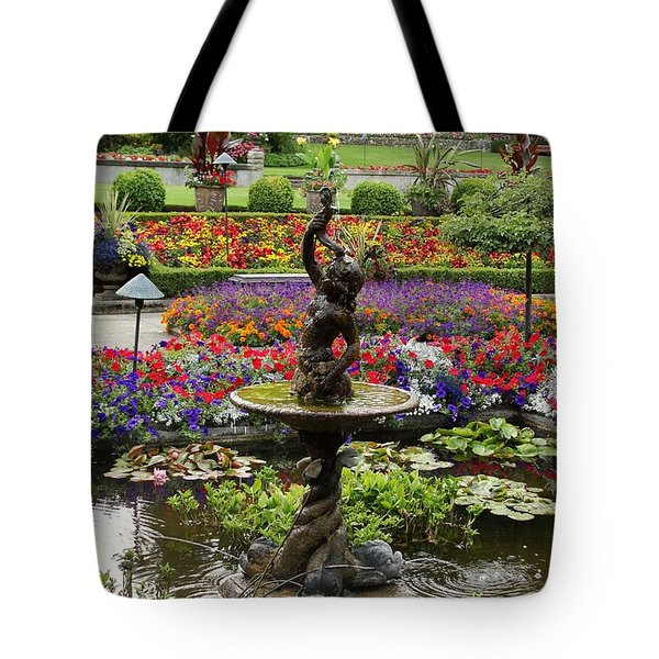 Tote Bag featuring the photograph In Living Color by Natalie Ortiz