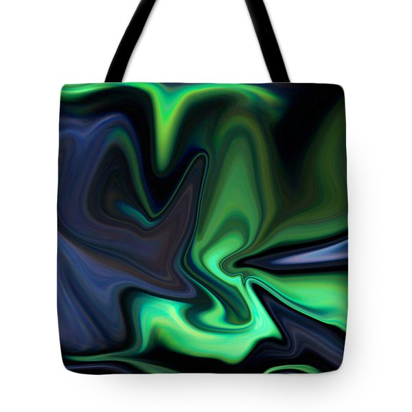 In The Grasp Tote Bag by Ernie Echols