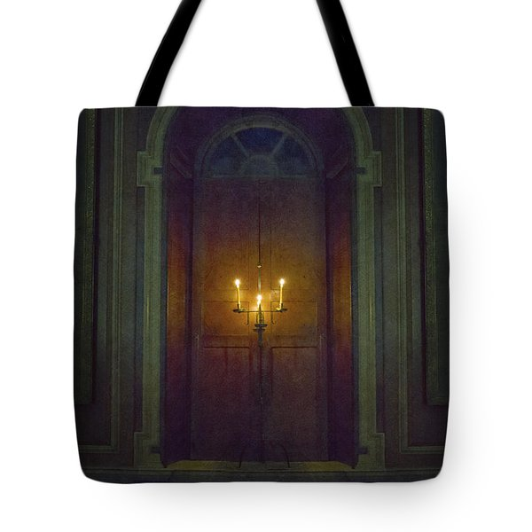 In The Great Hall Tote Bag by Margie Hurwich