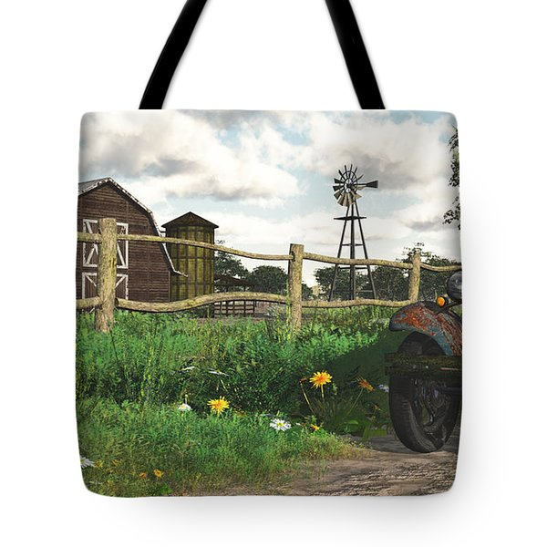 In The Heartland Tote Bag