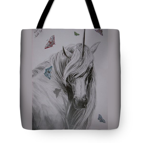 In The Heaven Tote Bag