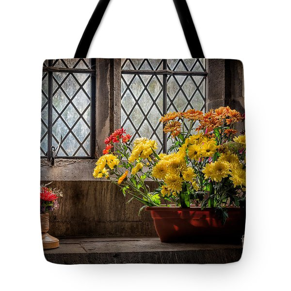 In The Light Tote Bag by Adrian Evans