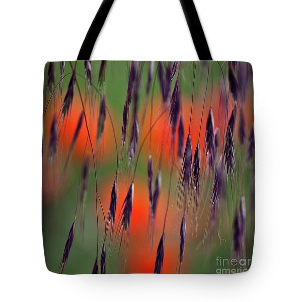 In The Meadow Tote Bag by Heiko Koehrer-Wagner